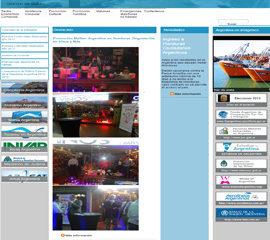 Diseño de paginas web Guatemala  Embajada de Argentina