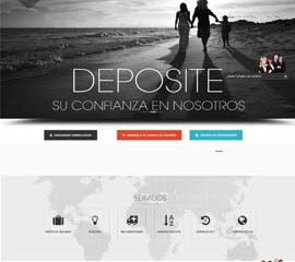 Diseño de paginas web Guatemala  Coaseguros.net